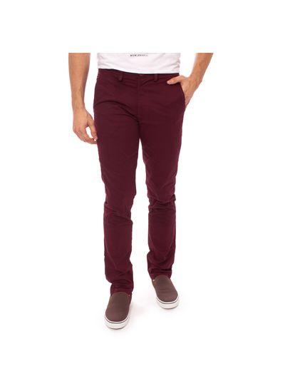 calca-sarja-aleatory-masculina-chino-vinho-modelo-2-