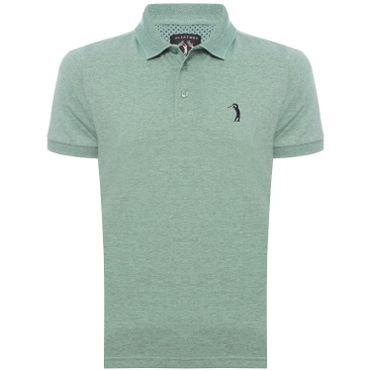 b0d3d8c4f6 camisa-polo-aleatory-masculina-lisa-gola-trancada-verde- ...