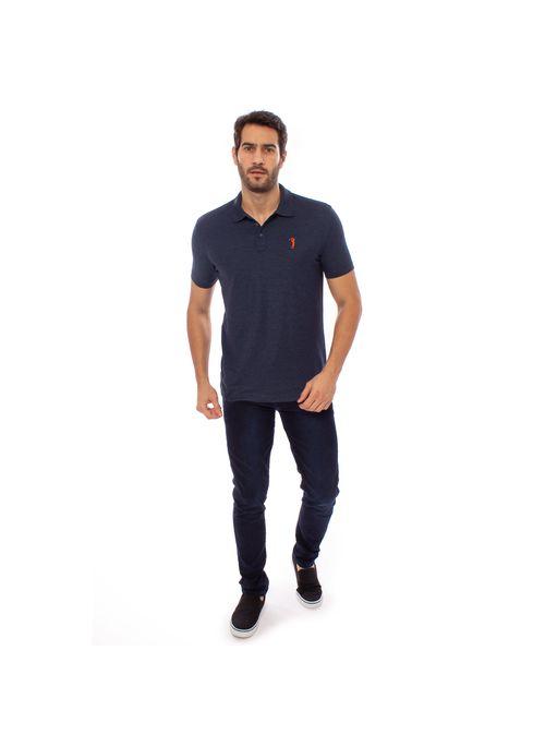 camisa-polo-aleatory-masculina-piquet-pima-lisa-mescla-modelo-11-