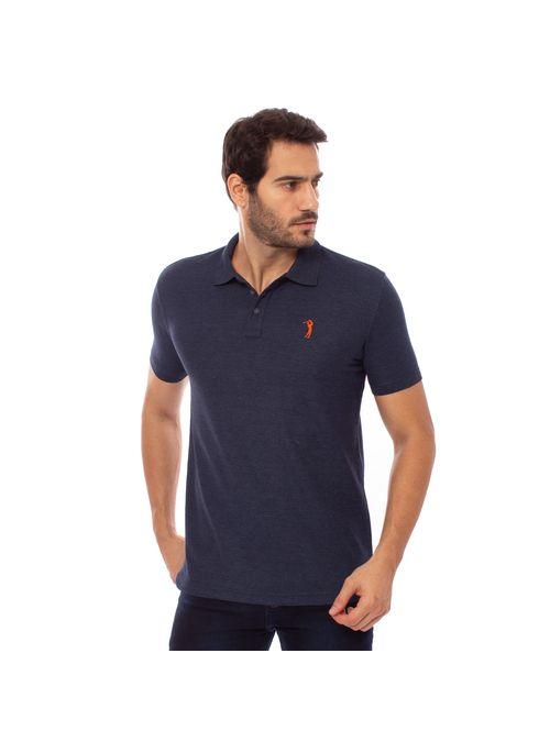 camisa-polo-aleatory-masculina-piquet-pima-lisa-mescla-modelo-12-