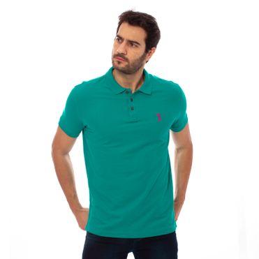 camisa-polo-aleatory-masculina-piquet-pima-lisa-verde-modelo-1-