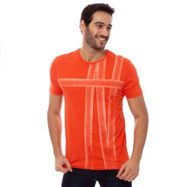 camiseta-aleatory-masculina-estampada-groof-laranja-modelo-1-