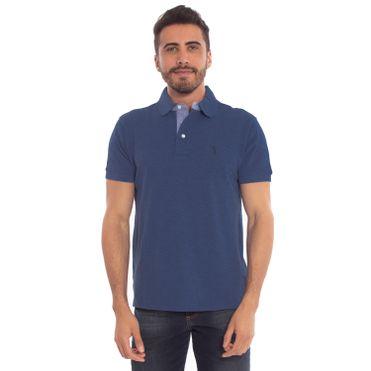 camisa-polo-aleatory-masculina-lisa-mescla-azul-jeans-modelo-thiago-1-