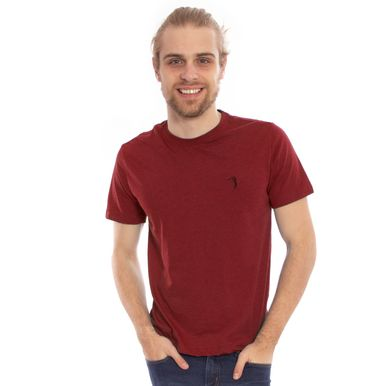 camiseta-masculino-aleatory-lisa-vinho-mescla-2019-modelo-1-