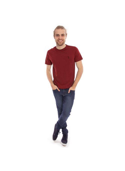 camiseta-masculino-aleatory-lisa-vinho-mescla-2019-modelo-3-