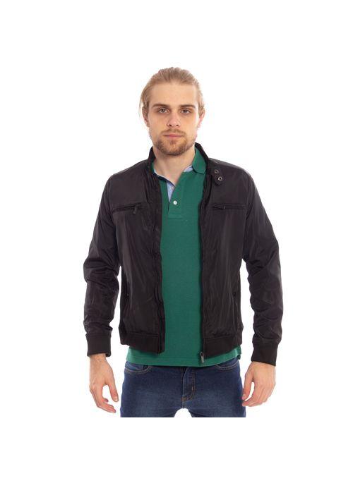 jaqueta-aleatory-masculina-com-bolso-ziper-preta-2019-modelo-1-
