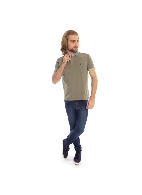camisa-polo-aleatory-lisa-mescla-khaki-2019-modelo-3-