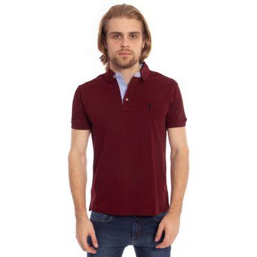 camisa-polo-aleatory-lisa-mescla-vinho-2019-modelo-1-