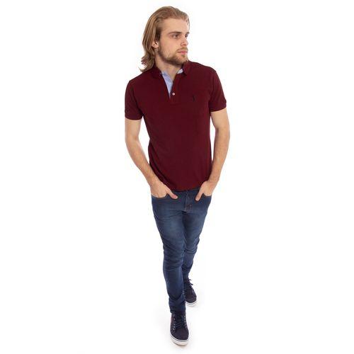 camisa-polo-aleatory-lisa-mescla-vinho-2019-modelo-3-