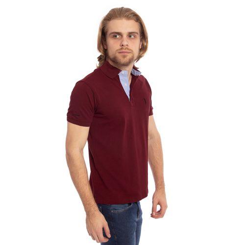 camisa-polo-aleatory-lisa-mescla-vinho-2019-modelo-4-