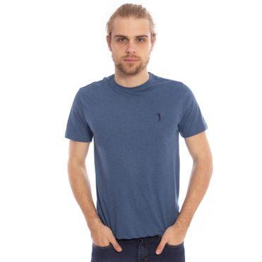 camiseta-masculino-aleatory-lisa-azul-mescla-2019-modelo-5-