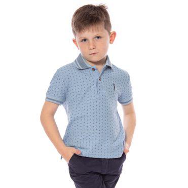 camisa-polo-aleatory-infantil-mini-print-aroow-azul-modelo-1-