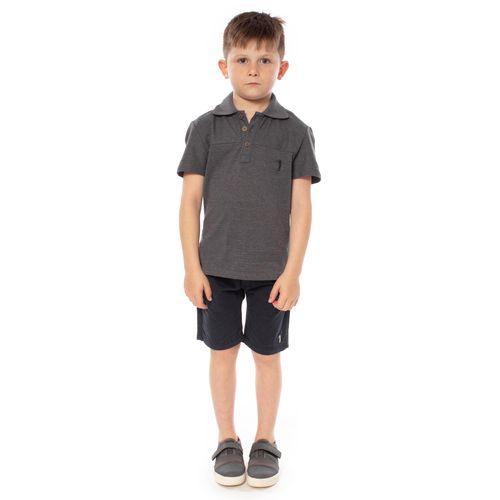 camisa-polo-aleatory-infantil-lisa-recortada-chumbo-modelo-3-
