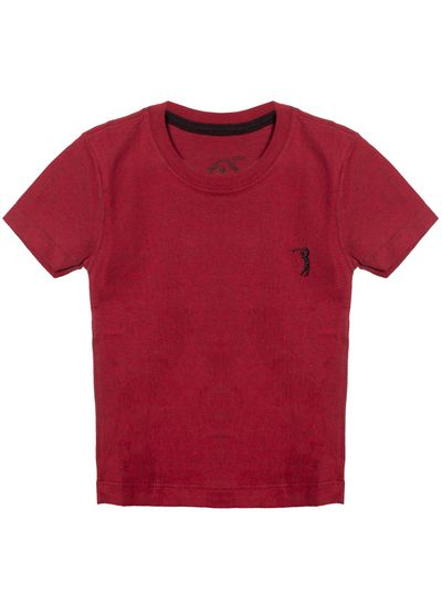 camiseta-aleatory-infantil-lisa-vermelha-mescla-still