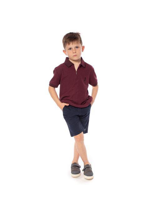 camisa-polo-aleatory-infantil-piquet-gola-jacquard-ziper-modelo-3-