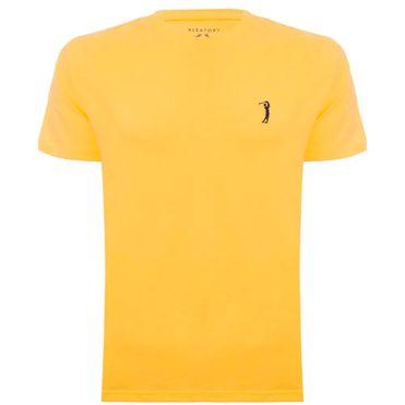 Camiseta-Amarelo-Lisa-Aleatory-1
