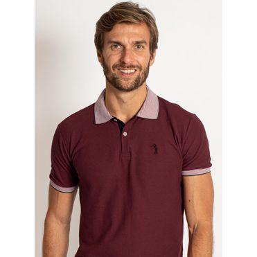 camisa-polo-masculina-aleatory-lisa-com-gola-listrada-modelo-1-