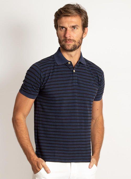 camisa-polo-masculina-aleatory-listrada-piquet-denim-modelo-4-