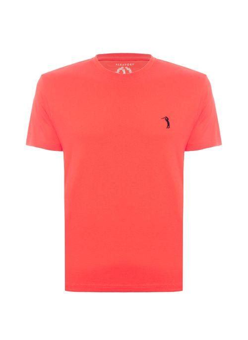camiseta-aleatory-masculina-lisa-laranja-coral-still-1-