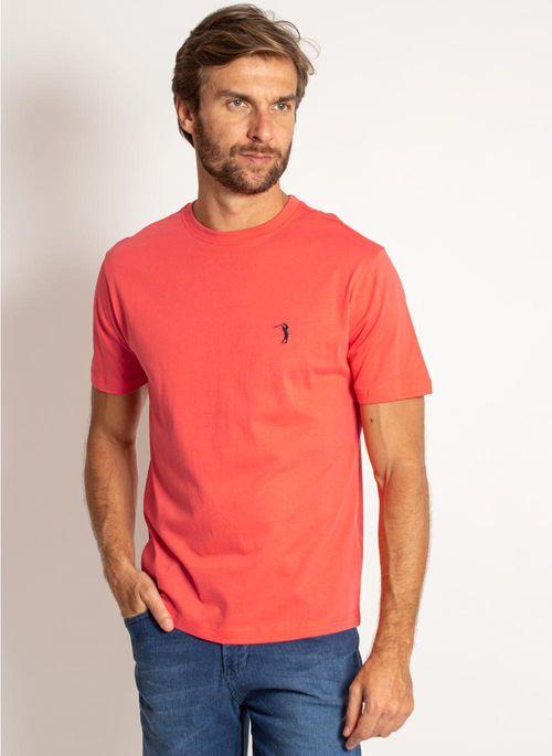 camiseta-aleatory-masculina-lisa-laranja-coral-modelo-5-