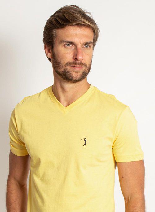 camiseta-aleatory-masculina-lisa-gola-v-amarela-modelo-2019-1-