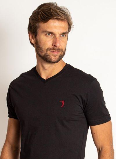 camiseta-aleatory-masculina-lisa-gola-v-preta-modelo-2019-1-