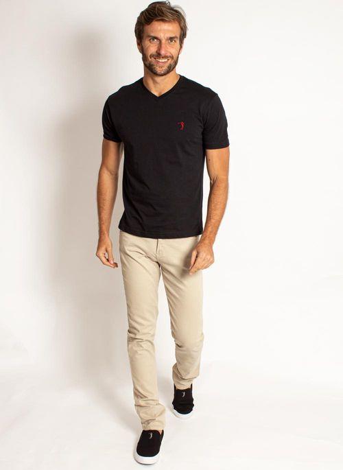 camiseta-aleatory-masculina-lisa-gola-v-preta-modelo-2019-3-