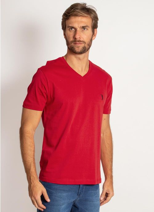 camiseta-aleatory-masculina-lisa-gola-v-vermelho-modelo-2019-5-