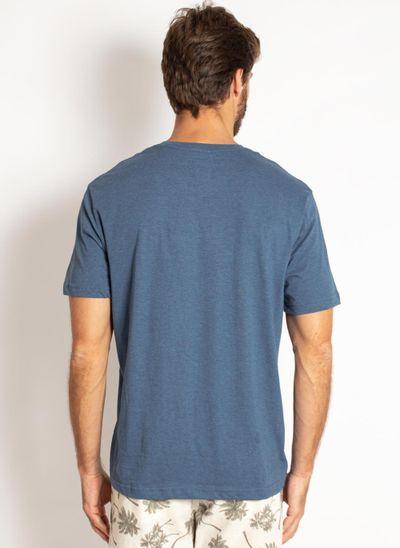 camiseta-aleatory-masculina-lisa-gola-v-mescla-azul-modelo-2019-2-