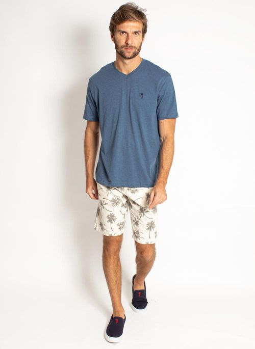 camiseta-aleatory-masculina-lisa-gola-v-mescla-azul-modelo-2019-3-