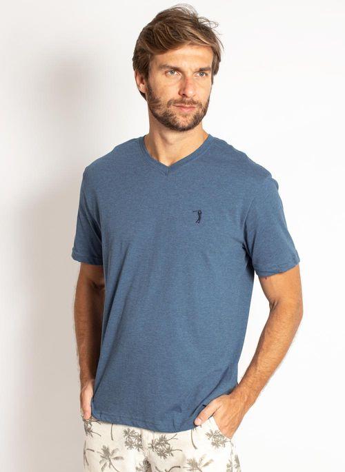 camiseta-aleatory-masculina-lisa-gola-v-mescla-azul-modelo-2019-5-