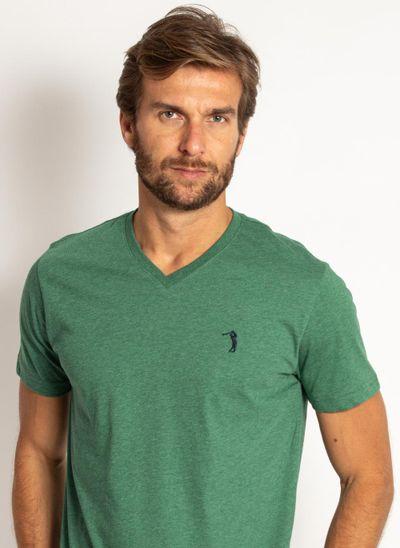 camiseta-aleatory-masculina-lisa-gola-v-mescla-verde-modelo-2019-1-