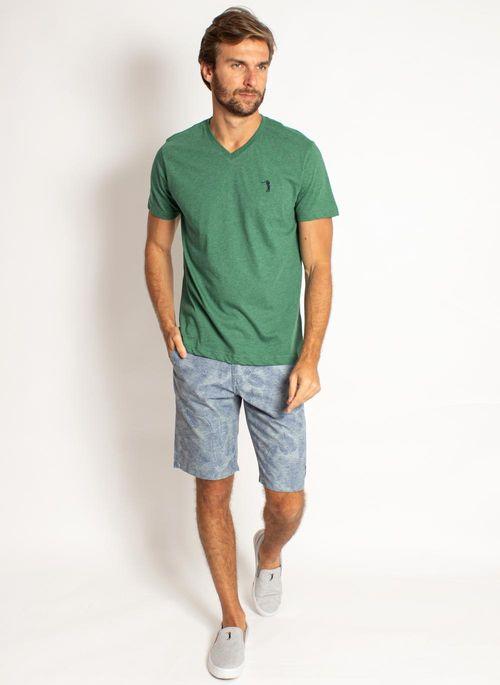 camiseta-aleatory-masculina-lisa-gola-v-mescla-verde-modelo-2019-3-