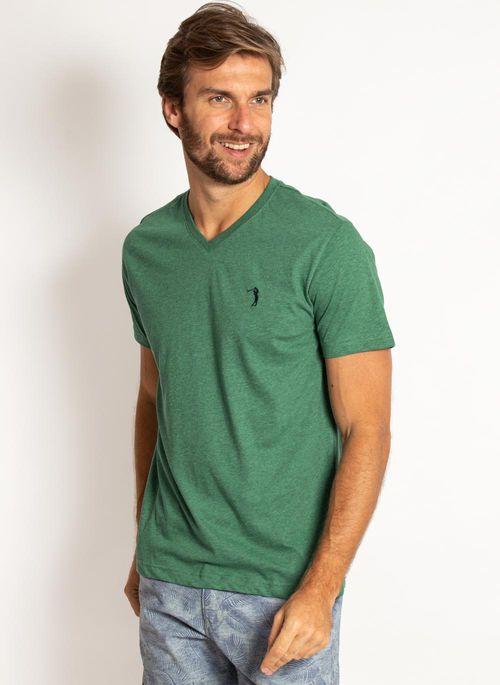 camiseta-aleatory-masculina-lisa-gola-v-mescla-verde-modelo-2019-5-