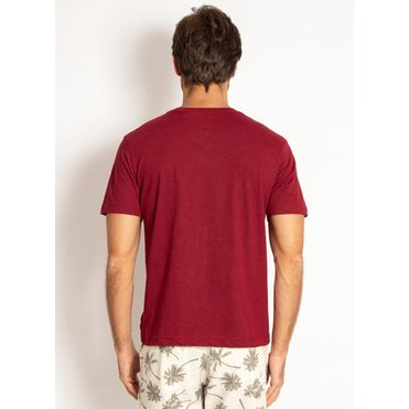 camiseta-aleatory-masculina-lisa-gola-v-mescla-vermelho-modelo-2019-2-