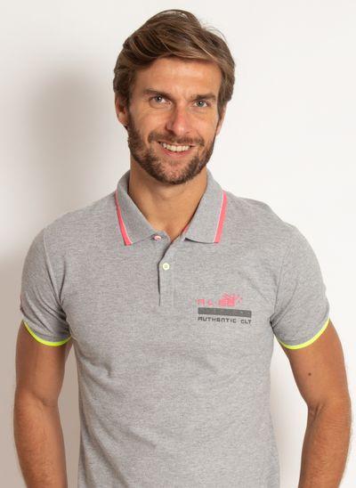 camisa-polo-aleatory-masculina-piquet-neon-cinza-modelo-1-