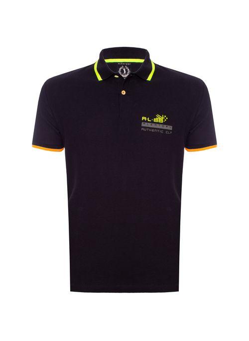 camisa-polo-aleatory-masculina-piquet-neon-preto-still-1-