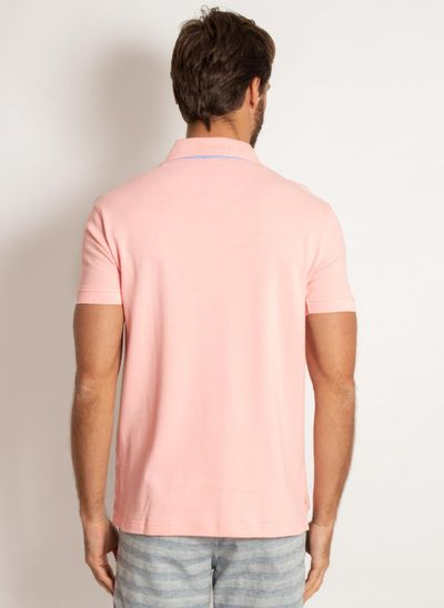 camisa-polo-aleatory-masculina-lisa-rosa-rosa-modelo-2-