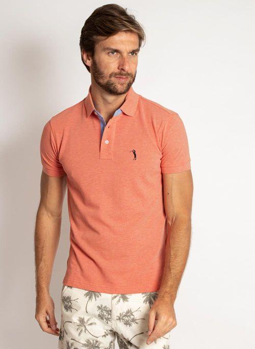 camisa-polo-aleatory-masculina-lisa-mescla-coral-laranja-2019-modelo-4-