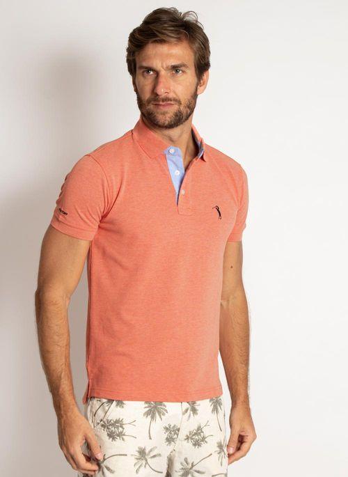 camisa-polo-aleatory-masculina-lisa-mescla-coral-laranja-2019-modelo-5-