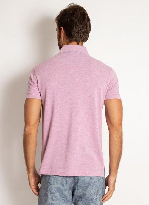 camisa-polo-aleatory-masculina-lisa-mescla-lilas-2019-modelo-2-