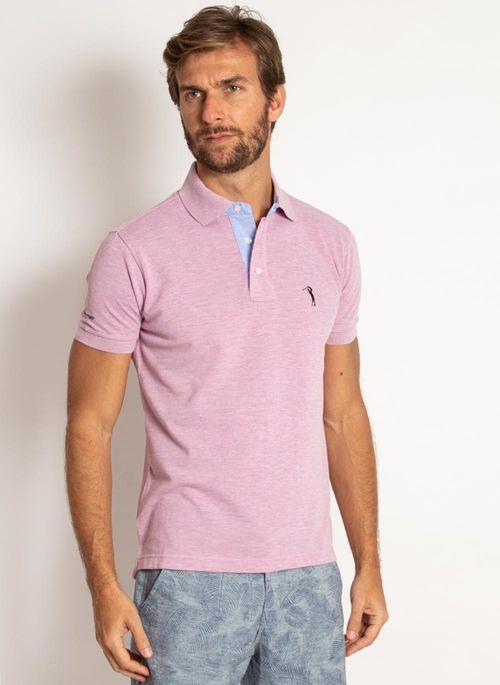 camisa-polo-aleatory-masculina-lisa-mescla-lilas-2019-modelo-4-