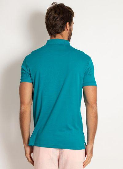 camisa-polo-aleatory-masculina-lisa-algodao-pima-azul-modelo-2-