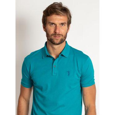 camisa-polo-aleatory-masculina-lisa-algodao-pima-azul-modelo-1-