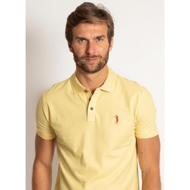 camisa-polo-aleatory-masculina-lisa-piquet-pima-amarelo-modelo-1-