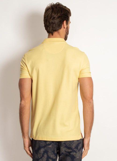 camisa-polo-aleatory-masculina-lisa-piquet-pima-amarelo-modelo-2-