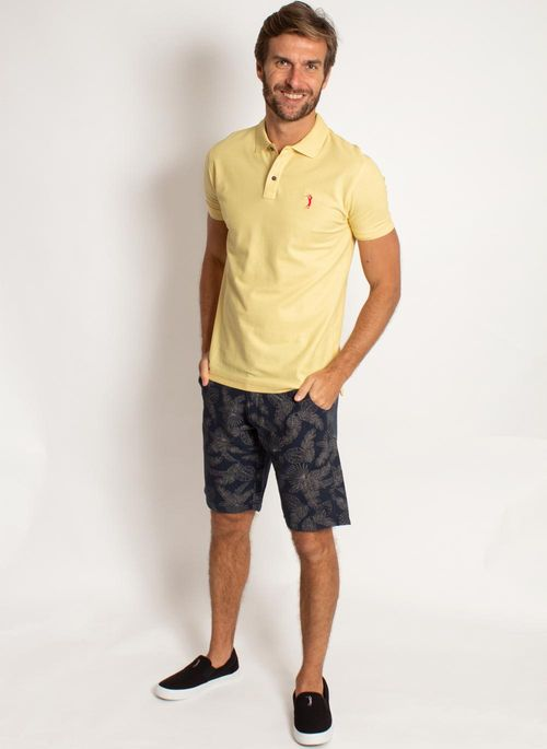 camisa-polo-aleatory-masculina-lisa-piquet-pima-amarelo-modelo-3-