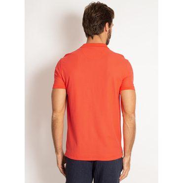 camisa-polo-aleatory-masculina-lisa-piquet-pima-laranja-modelo-2-