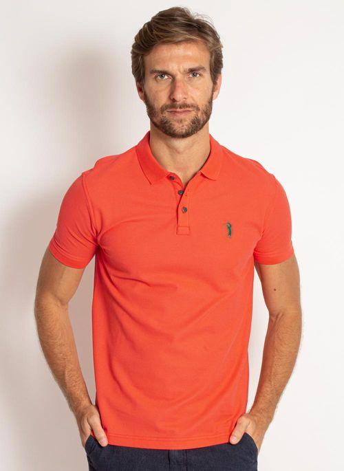 camisa-polo-aleatory-masculina-lisa-piquet-pima-laranja-modelo-4-
