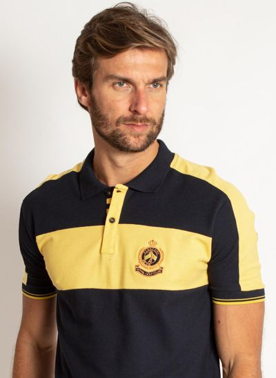 camisa-polo-aleatory-masculina-piquet-brasao-recorte-peito-modelo-6-